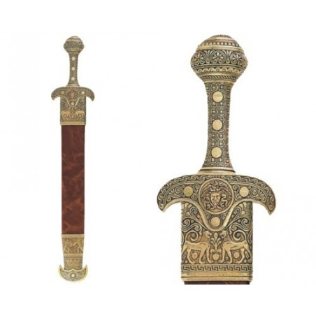 Sword of Hercules, with scabbard (74cm)