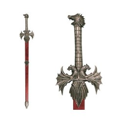 "Sword ""Nothung"" of Sigurd, with scabbard (115cm)"