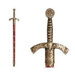 Knight templar sword, 12th Century (110cm)