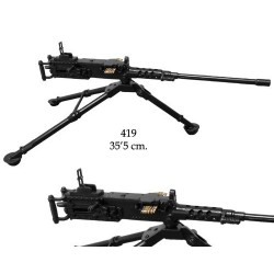M2 Browning Cal.50 machine gun, USA 1932 (35.5cm)