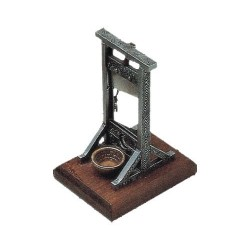 Guillotine, 18th century (13cm)
