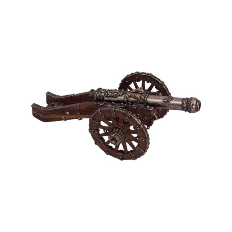 "French cannon ""Le Dauphin"", 1732 (35cm)"