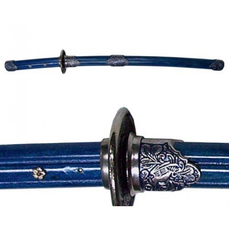 Wakizashi (short katana), Edo period, Japan (72cm)