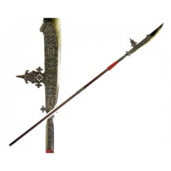 Italian halberd of the Pontifical Guard (232cm)