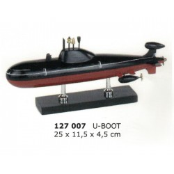 "Submarino ""U-Boot"" 25x11.5x4.5cm"