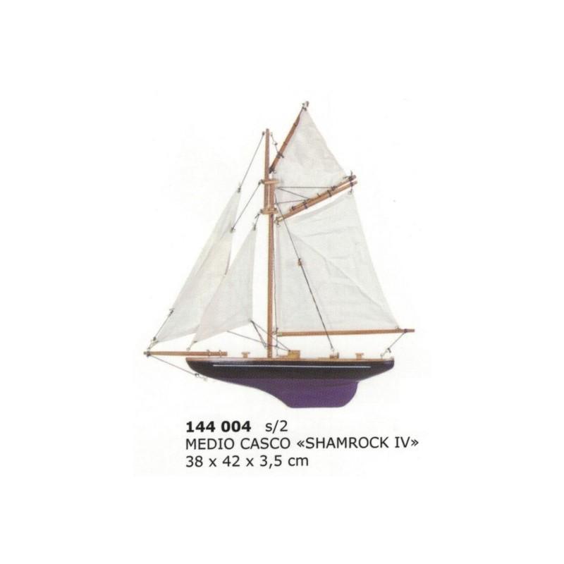 """Medio casco """"Shamrock IV"""""""
