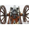 Civil War cannon, USA 1857 (38cm)
