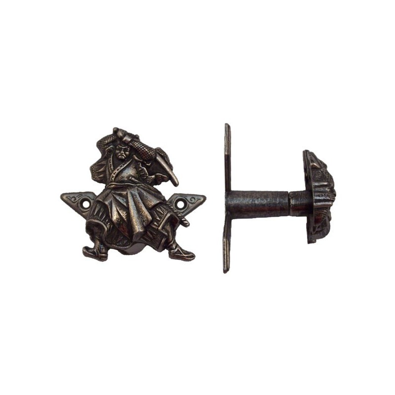Wall support - samurai model (7cm)