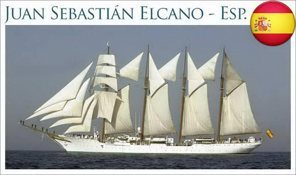 Juan Sebastián Elcano - Spain