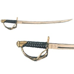 Letter opener Civil War officer's sabre, USA (25cm)