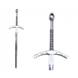 Abrecartas espada medieval (29.5cm)