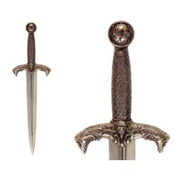 Miniature of King Arthur's dagger (26cm)