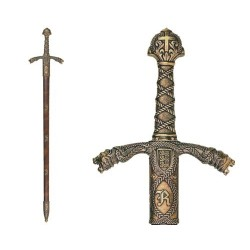 Richard the Lionheart's sword, 12th. Century (105cm)