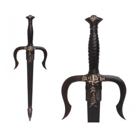 Dagger of Defense Sai, 16th century (46.5cm)
