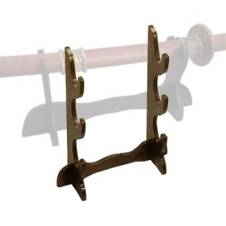 Wooden stand for 3 pieces (35cm)