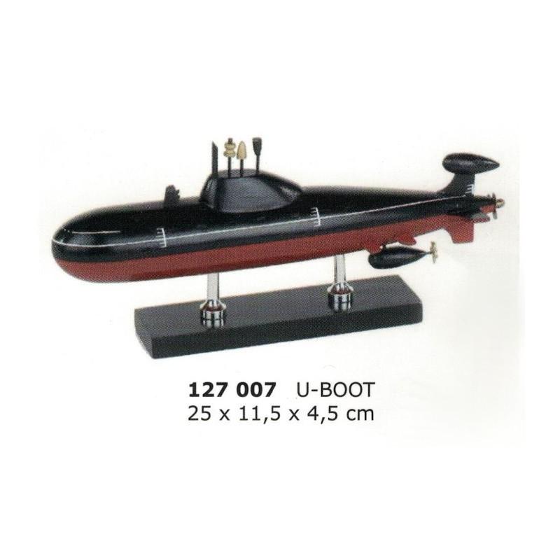 """U-Boot"" Submarine 25x11.5x4.5cm"