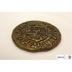 2 Escudos de oro (Doblón) Felipe II, 1556-1598