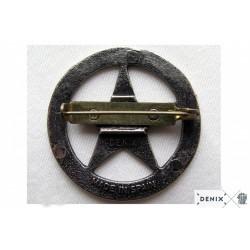 Placa Ranger de Texas (4cm)