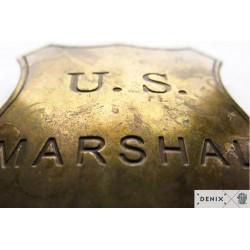 U.S Marshal badge (6cm)
