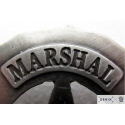 U.S Marshal Tombstone badge (6cm)