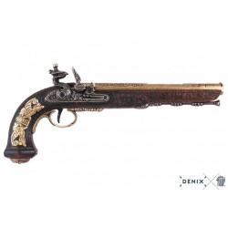 Boutet duel pistol, Versailles 1810 (38cm)