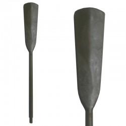 Remo de plástico (aspecto madera) - 130x15x3mm