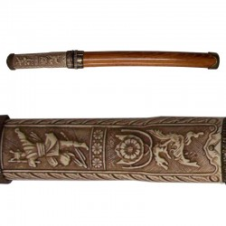 Tanto, puñal samurai, época...