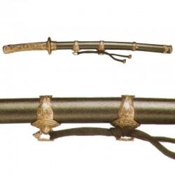 Wakizashi (samurai katana), Edo period, Japan