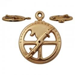 Astrolabio miniatura