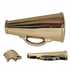 Megáfono miniatura