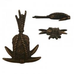 Miniature Potala anchor