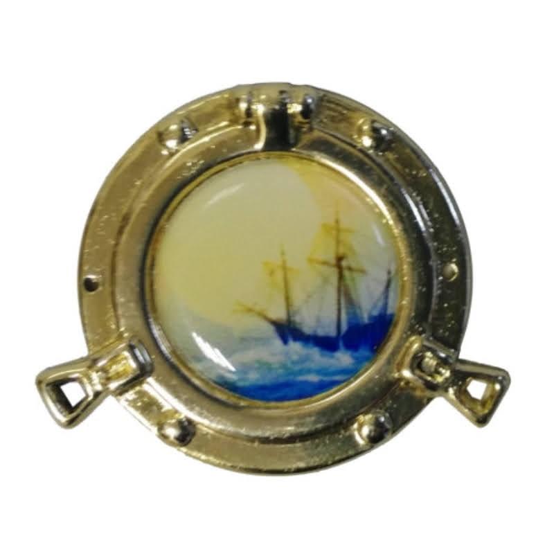 Miniature porthole