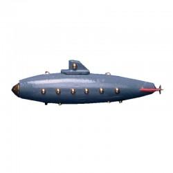Submarino miniatura