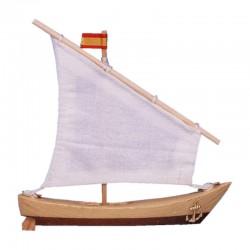 Miniature sail ship