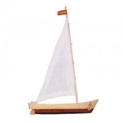 Miniature sailship