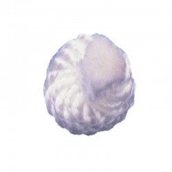 Piña de Balde de hilo blanco