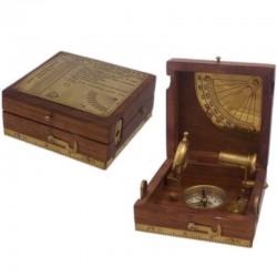 Navigation instrument box