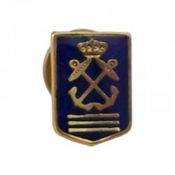 Pin Capitán de yate
