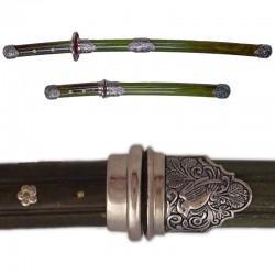 Juego 2 armas samurai