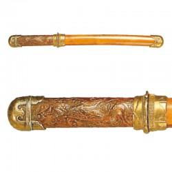 Tanto, samurai dagger, Edo period, Japan