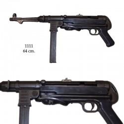 Ametralladora alemana MP40, 9mm
