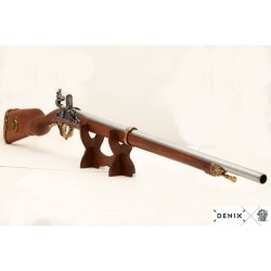 Flintlock rifle Napoleon, France 1807 (110cm)