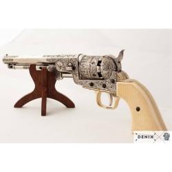 American Civil War Navy revolver, USA 1851 (35cm)