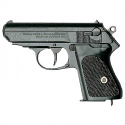 Semiautomatic pistol Walther PPK