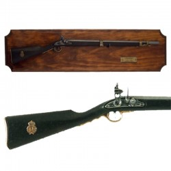 Miniatura fusil de Napoleón