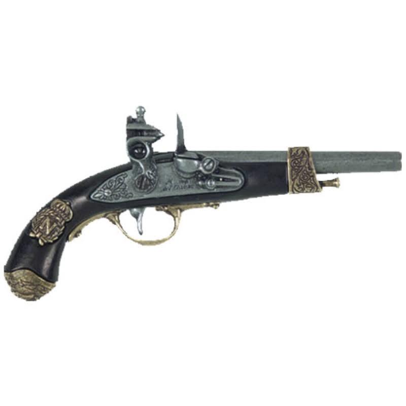 Miniatura pistola Napoleón