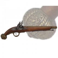 Flintlock pistol, Germany 18th. century
