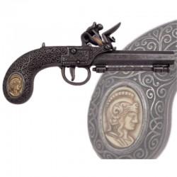 Pistola llave de chispa