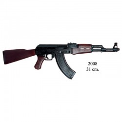 Miniatura de fusil AK-47