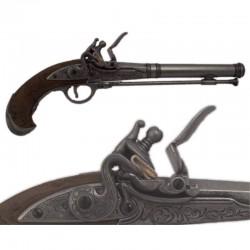 Pistola de Lieja, 1740